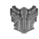 Warhammer 40k Bitz: Genestealer Cults - Neophyte Hybrids - Torso J1 - Front