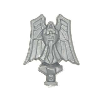 Warhammer 40k Bitz: Dark Angels - Veteranen - Accessoire X2 - Bannerspitze II