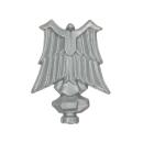 Warhammer 40k Bitz: Dark Angels - Veteranen - Accessory X3 - Banner Top III