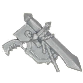 Warhammer 40k Bitz: Dark Angels - Veteranen - Accessoire S - Holster