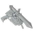 Warhammer 40k Bitz: Dark Angels - Veteranen - Accessoire...