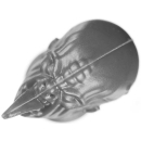 Warhammer 40k Bitz: Genestealer Cults - Neophyte Hybrids - Head M