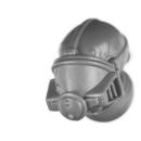 Warhammer 40k Bitz: Genestealer Cults - Neophyte Hybrids - Head S
