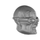 Warhammer 40k Bitz: Genestealer Cults - Upgrade Frame - Kopf A