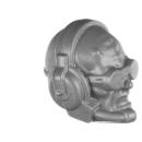 Warhammer 40k Bitz: Genestealer Cults - Upgrade Frame - Kopf D