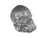 Warhammer 40k Bitz: Genestealer Cults - Upgrade Frame - Kopf F