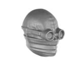 Warhammer 40k Bitz: Genestealer Cults - Upgrade Frame - Kopf H