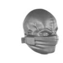 Warhammer 40k Bitz: Genestealer Cults - Upgrade Frame - Kopf I