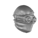 Warhammer 40k Bitz: Genestealer Cults - Upgrade Frame - Kopf K