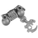 Warhammer 40k Bitz: Genestealer Cults - Upgrade Frame - Accessory F - Grenade+Pouches