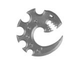 Warhammer 40k Bitz: Genestealer Cults - Upgrade Frame - Accessory K - Icon, Big