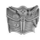 Warhammer 40k Bitz: Genestealer Cults - Acolyte Hybrids - Torso B2 - Front