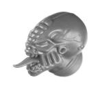 Warhammer 40k Bitz: Genestealer Cults - Acolyte Hybrids - Kopf D