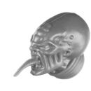 Warhammer 40k Bitz: Genestealer Cults - Acolyte Hybrids - Kopf E