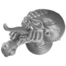 Warhammer 40k Bitz: Genestealer Cults - Acolyte Hybrids - Kopf J