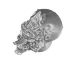 Warhammer 40k Bitz: Genestealer Cults - Acolyte Hybrids - Kopf P