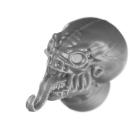 Warhammer 40k Bitz: Genestealer Cults - Acolyte Hybrids - Kopf Q