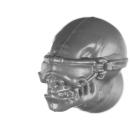Warhammer 40k Bitz: Genestealer Cults - Acolyte Hybrids - Kopf R