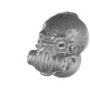 Warhammer 40k Bitz: Genestealer Cults - Acolyte Hybrids - Kopf T