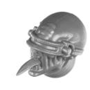 Warhammer 40k Bitz: Genestealer Cults - Acolyte Hybrids - Kopf U