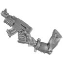 Warhammer 40k Bitz: Genestealer Cults - Acolyte Hybrids - Waffe A1 - Maschinenpistole