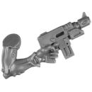 Warhammer 40k Bitz: Genestealer Cults - Acolyte Hybrids - Waffe A4 - Maschinenpistole