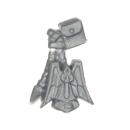 Warhammer 40k Bitz: Dark Angels - Veteranen - Accessoire F