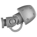 Warhammer 40k Bitz: Adeptus Mechanicus - Kastelan Robots - Waffe A1 - Arm
