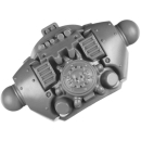 Warhammer 40k Bitz: Adeptus Mechanicus - Kastelan Robots - Torso A - Back