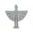 Warhammer 40k Bitz: Dark Angels - Veteranen - Accessory V2 - Symbol II