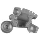 Warhammer 40k Bitz: Adeptus Mechanicus - Kastelan Robots - Beine A4 - Platte, Links