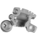 Warhammer 40k Bitz: Adeptus Mechanicus - Kastelan Robots - Beine A7 - Platte, Links