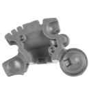 Warhammer 40k Bitz: Adeptus Mechanicus - Kastelan Robots - Beine A8 - Platte, Links