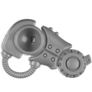Warhammer 40k Bitz: Adeptus Mechanicus - Kastelan Robots - Beine A9 - Oberschenkel, Links