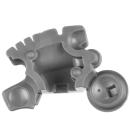 Warhammer 40k Bitz: Adeptus Mechanicus - Kastelan Robots - Beine C7 - Platte, Rechts