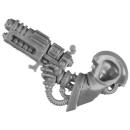 Warhammer 40k Bitz: Adeptus Mechanicus - Kastelan Robots - Torso K - Gammapistole