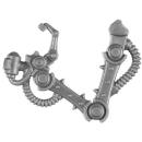 Warhammer 40k Bitz: Adeptus Mechanicus - Kastelan Robots - Torso L3 - Arm