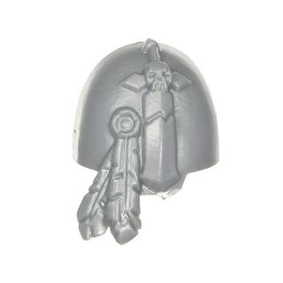Warhammer 40k Bitz: Dark Angels - Veteranen - Schulterpanzer H - Terminator