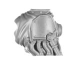 Warhammer 40k Bitz: Adeptus Mechanicus - Kataphron Battle Servvitors - Torso E2 - Back