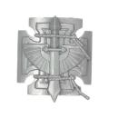 Warhammer 40k Bitz: Dark Angels - Veteranen - Weapon U -...