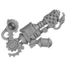 Warhammer 40k Bitz: Adeptus Mechanicus - Kataphron Battle Servvitors - Waffe D2 - Cognis-Flammenwerfer