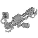 Warhammer 40k Bitz: Adeptus Mechanicus - Kataphron Battle Servvitors - Waffe D3 - Cognis-Flammenwerfer