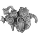 Warhammer 40k Bitz: Adeptus Mechanicus - Kataphron Battle Servvitors - Kopf B
