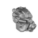 Warhammer 40k Bitz: Adeptus Mechanicus - Kataphron Battle Servvitors - Kopf D