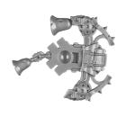 Warhammer 40k Bitz: Chaos Space Marines - Plague Marines - Torso C5 - Backpack