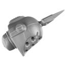 Warhammer 40k Bitz: Chaos Space Marines - Plague Marines - Head B