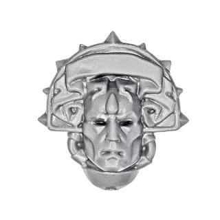 Warhammer 40k Bitz: Blood Angels - Sanguinische Garde - Todesmaske A