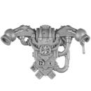 Warhammer 40k Bitz: Chaos Space Marines - Plague Marines...