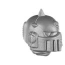 Warhammer 40k Bitz: Chaos Space Marines - Plague Marines - Head I