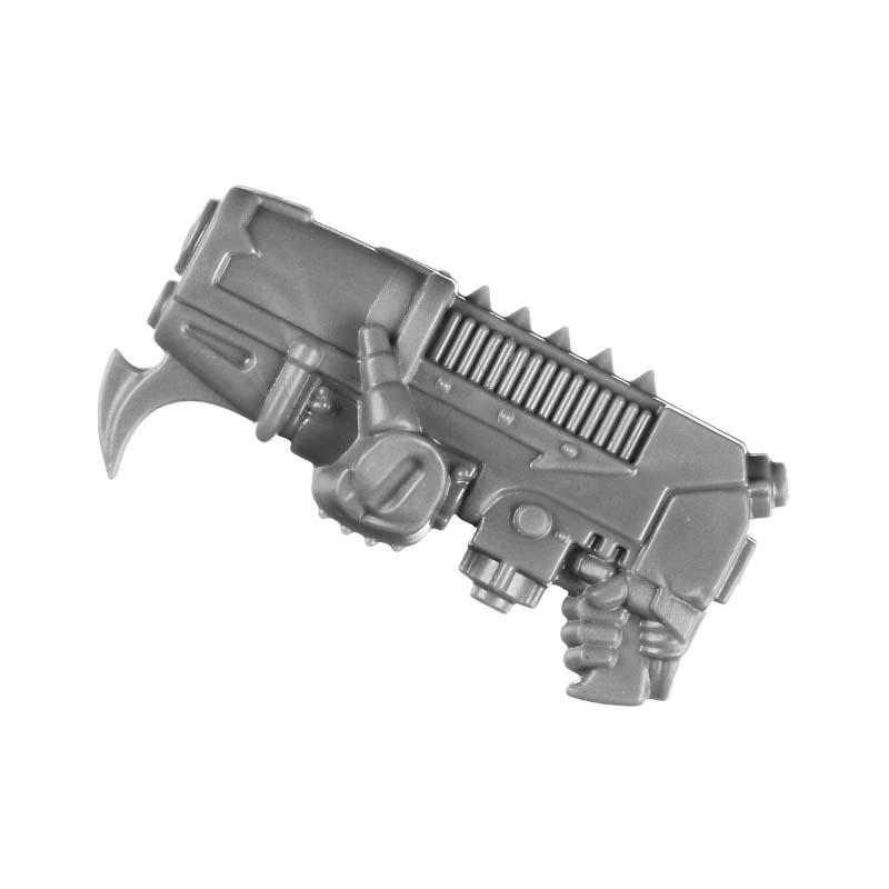 Marines Plasma Pistols Chaos Space Marine Bits